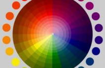 色彩搭配方法简介